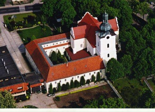 Klasztor wMarkowicach
