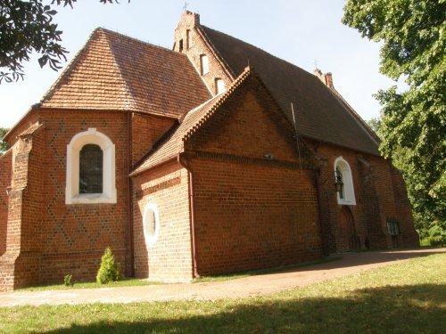 Kościół św. Jakuba wMogilnie
