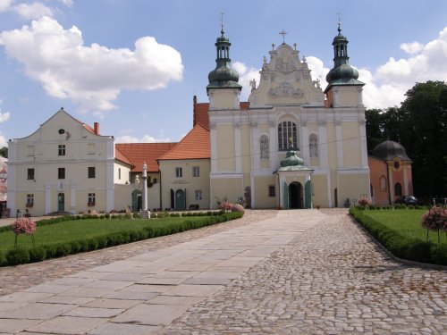 Kościół św. Trójcy wStrzelnie