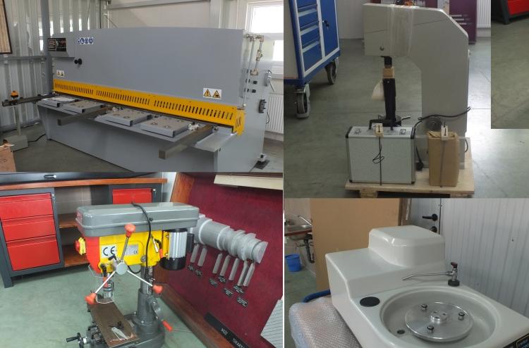 Pracowania konstrukcji maszyn