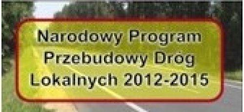 Przebudowa skrzyżowania dróg powiatowych wmiejscowości Ostrowo.